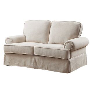 Deals Thaddeus Loveseat by August Grove Reviews (2019) & Buyer's Guide