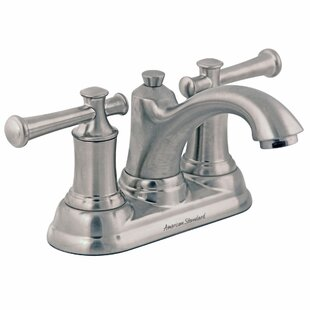 American Standard Portsmouth Centerset Bathroom Faucet with Drain Assembly