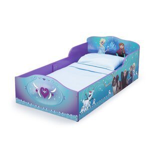 Disney Frozen Toddler Bed