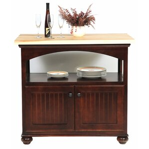 American Premiere Kitchen Island with But..