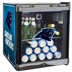 NFL 1.8 Cu. Ft. Beverage Center