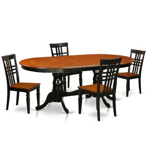Piece Dining Set By East West Furniture Comparison Two Person - 5 person kitchen table