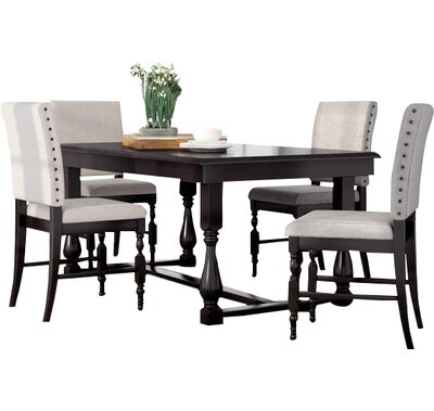 Dresden 5 Piece Dining Set by Darby Home Co