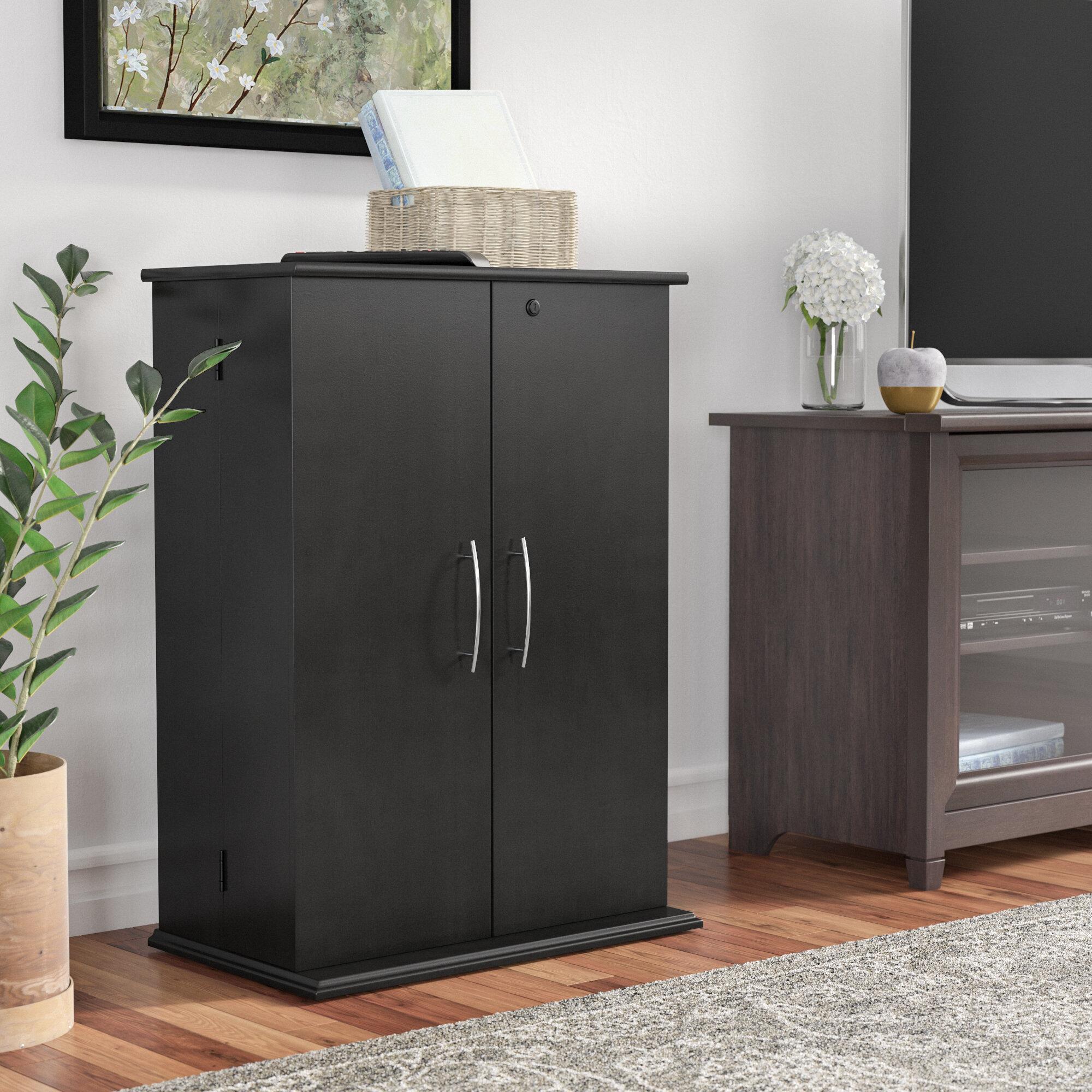 Red Barrel Studio Pinevalley 2 Door Storage Cabinet & Reviews