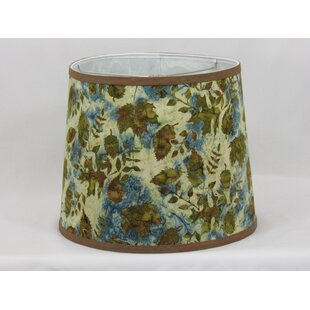 Leaf Cotton Drum Lamp Shade