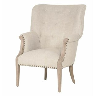 Angecourt Wingback Chair by One Allium Way