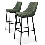Emma 29.5 Bar Stool (Set of 2) by Gingko Home Furnishings