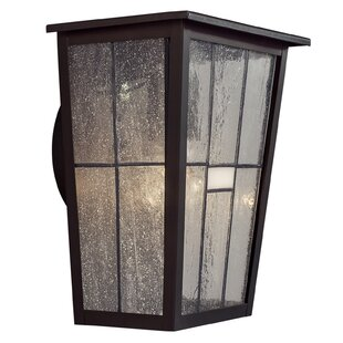 Three Posts Mcmullin 1-Light Outdoor Sconce
