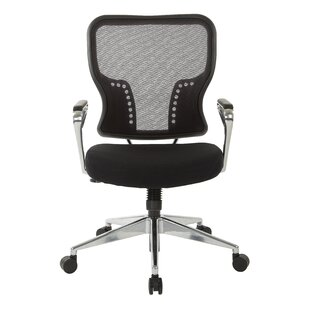 Mesh Task Chair by Office Star Products Design