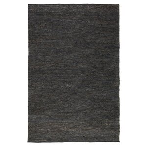 Zandra Soumak Charcoal Indoor/Outdoor Area Rug