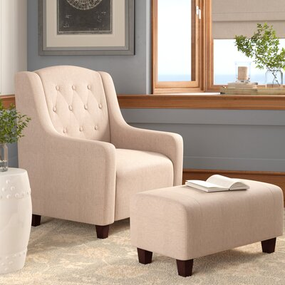 Ariadne Armchair by Darby Home Co