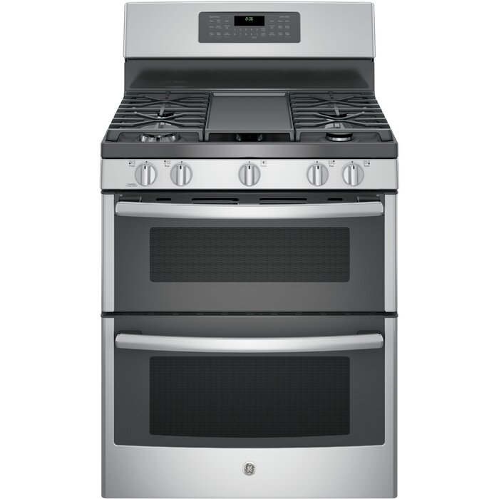 30 6 8 Cu Ft Freestanding Gas Range With Griddle