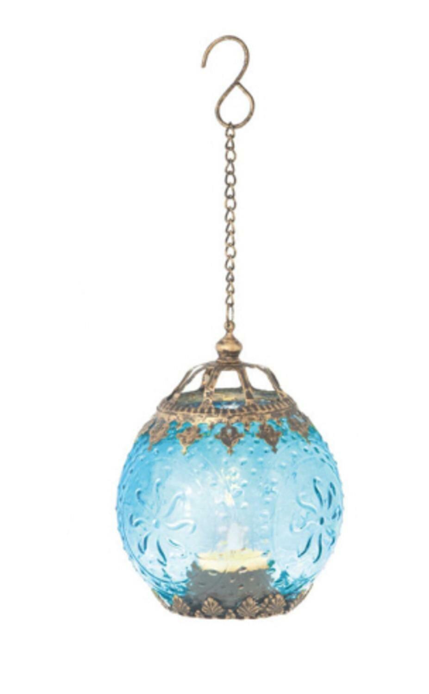 Bungalow Rose Chic Bohemian Glass Tealight Holder Wayfair