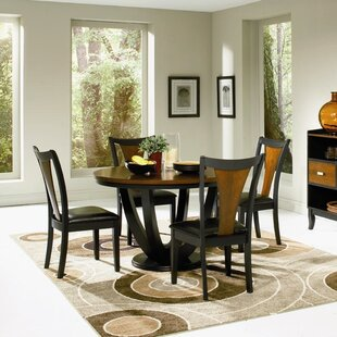 Kayla 5 Piece Dining Set Bloomsbury Market