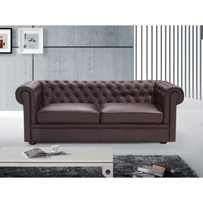Brown Chesterfield Sofas You Ll Love In 2019 Wayfair