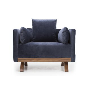 Merced Armchair by Maria Yee