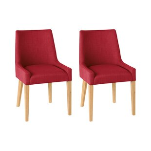 Absher Upholstered Dining Chair (Set Of 2) By Brayden Studio