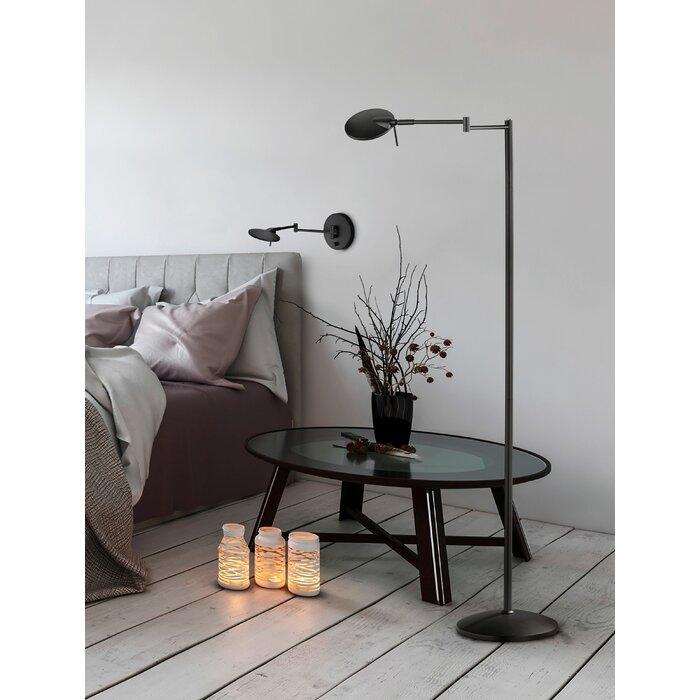 Millsap 48 Led Swing Arm Floor Lamp