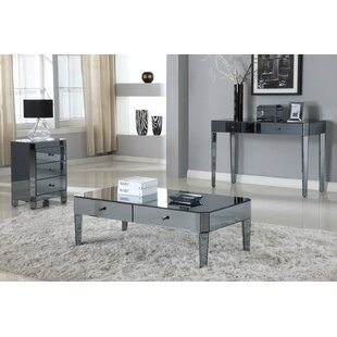 Price comparison 3 Piece Coffee Table Set By BestMasterFurniture