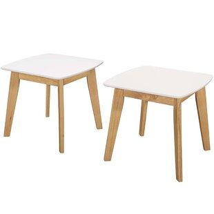 Carlton Modern End Table (Set of 2)