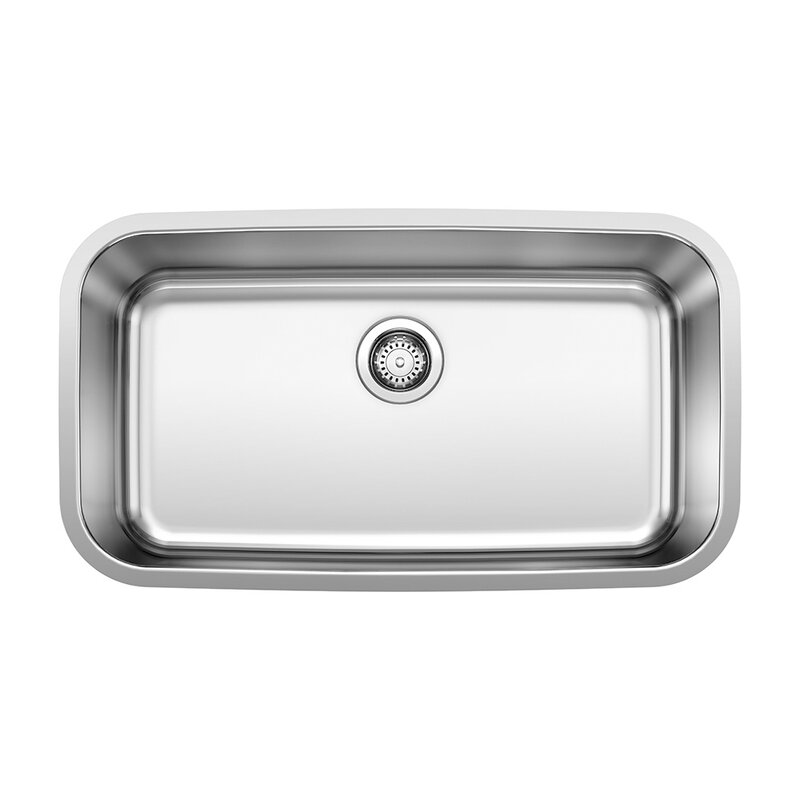 "Blanco Stellar 32"" L  x  18"" W Undermount Kitchen Sink"