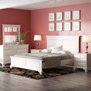 Darby Home Co Fellsburg Panel 5 Piece Bedroom Set