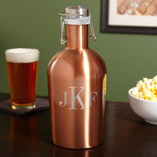 Novare Personalized 64 oz. Growler