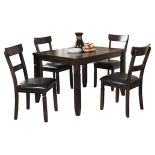 Melva 5 Piece Dining Set DarHome Co