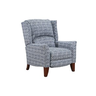 Cipriano Hi Leg Manual Recliner by Darby Home Co