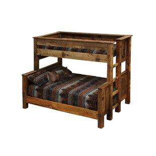 Best Price Barnwood Bunk Bed by Fireside Lodge Reviews (2019) & Buyer's Guide