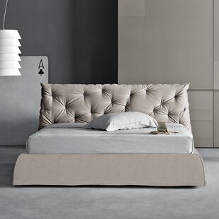 Order Impunto Upholstered Platform Bed by Pianca USA Reviews (2019) & Buyer's Guide