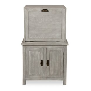 Clearance Rosalba Farmhouse Free Standing Storage 2 Door Accent Cabinet ByGracie Oaks