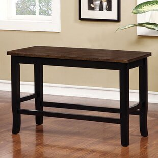 Darby Home Co Adalbert II Counter Height WoodBench