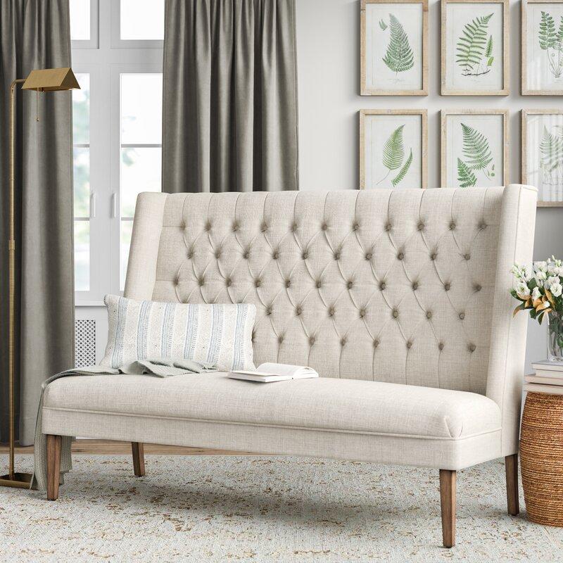 Kaitlin Tufted Upholstered Bedroom Bench