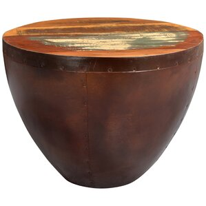 Thrum End Table by Porter International Desi..