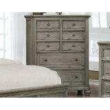 Meagher 8 Drawer Chest by Gracie Oaks