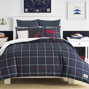 Tillington Cotton Comforter Set by Nautica