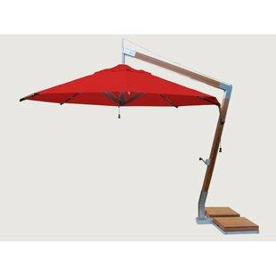 Bambrella Sidewind 11.5' Cantilever Umbrella