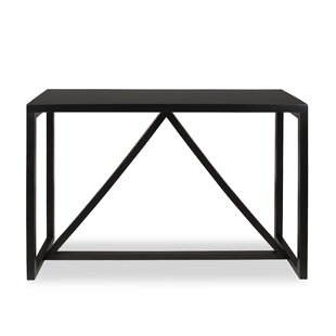 Welty Wood Console Table
