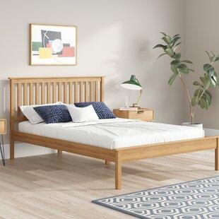 Cisneros Bed Frame By Brambly Cottage