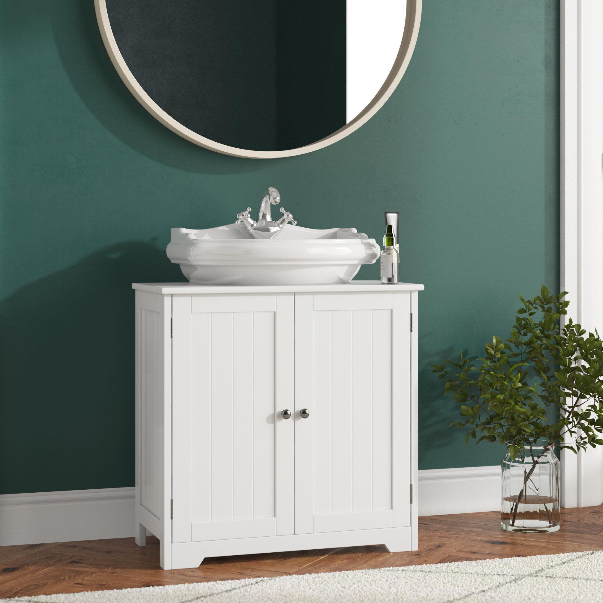 Groovy Vida Priano 60Cm Under Sink Storage Unit Beutiful Home Inspiration Ommitmahrainfo