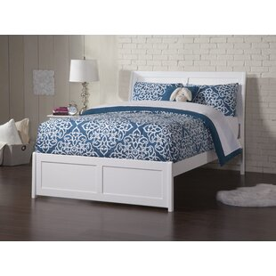 Affordable Price Greyson Sleigh Bed with Trundle ByViv + Rae