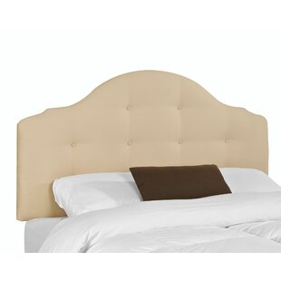 Klaussner Furniture Donegal Upholstered Panel Headboard