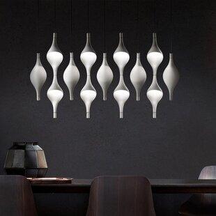 ZANEEN design Aqua 1-Light LED Novelty Pendant
