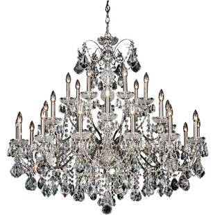 Schonbek Century 28-Light Chandelier