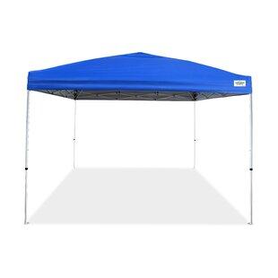 V-Pro Series 10 Ft. W x 10 Ft. D Steel Pop-Up Canopy by Caravan Canopy