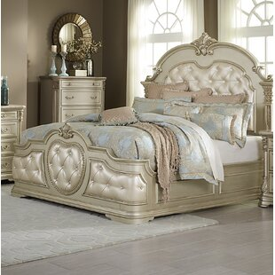 Daniela Upholstered Panel Bed