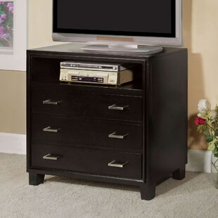 Motes 3 Drawer Media Chest