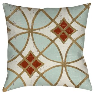 Scullin Indoor/Outdoor Throw Pillow