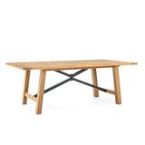 Truss Rectangular 28.94 inch Table